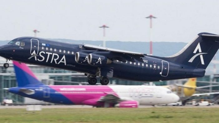 Αγωνία για την Astra airlines – Η ανακοίνωση της εταιρείας για τις ακυρώσεις πτήσεων