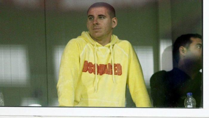 Συνελήφθη ο Σέρχιο Κόκε ως μέλος κυκλώματος διακίνησης ναρκωτικών!