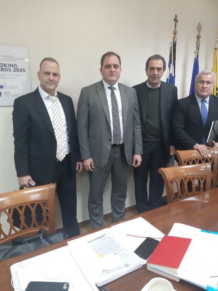 Σύνδεσμος Γουνοποιών Καστοριάς: Καταργείται η διάταξη για τους φορολογικούς αντιπροσώπους στα Τελωνεία