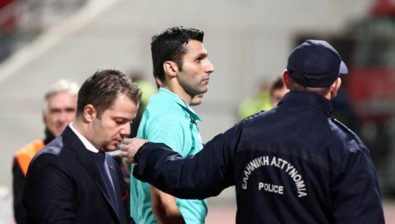 Ολυμπιακός: Μήνυσε τους διαιτητές του Βόλου για δωροδοκία, κινήθηκε η αυτόφωρη διαδικασία!