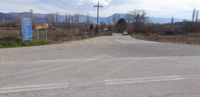 Παρεμβάσεις Καθαρισμού Τάφρων & Τεχνικών στο ε.ο. δίκτυο Καστοριάς