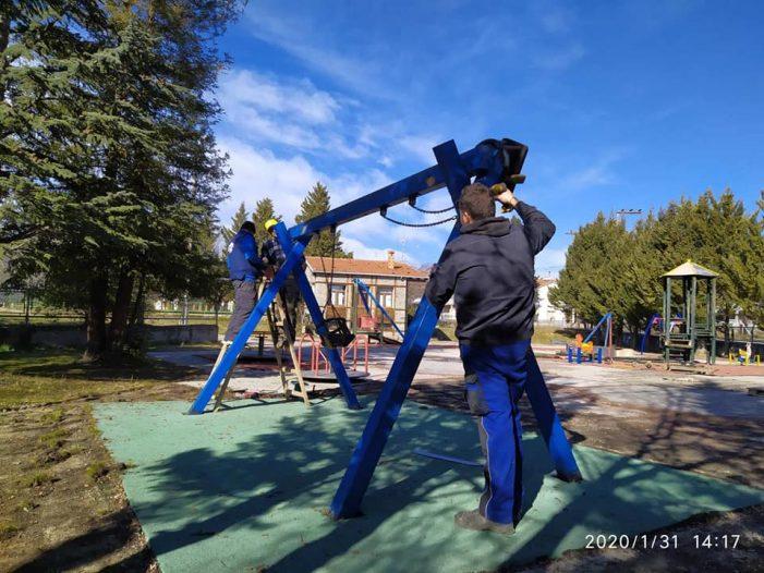 Ξεκίνησαν οι εργασίες αναβάθμισης παιδικών χαρών στον Δήμο Άργους Ορεστικού