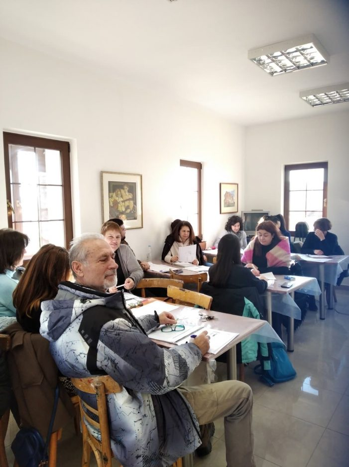 Άργος Ορεστικό: Δια βίου μάθηση-Τμήματα Ιταλικών