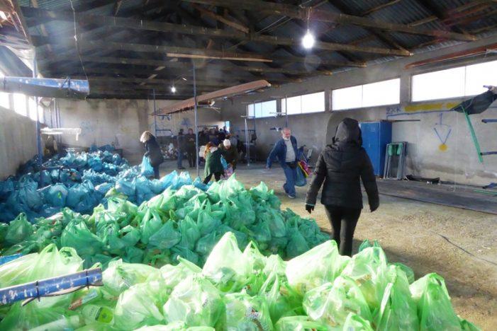 Δήμος Καστοριάς: Σήμερα η διανομή τροφίμων και άλλων ειδών πρώτης ανάγκης