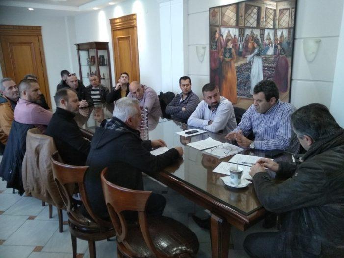 Αντιπρόσωποι της ΛΑΡΚΟ στην ΠΕ Καστοριάς