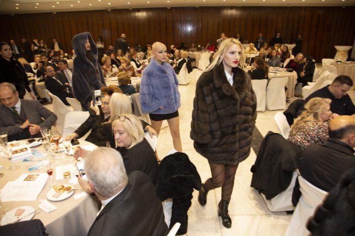 Με απόλυτη επιτυχία στέφθηκε το Φιλανθρωπικό Gala του Συνδέσμου Γουνοποιών Καστοριάς