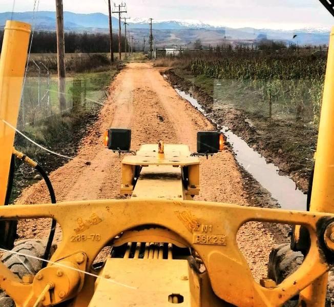 Σημαντικές παρεμβάσεις του Δήμου Καστοριάς σε αγροτικούς δρόμους