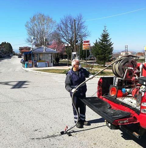 Η βοήθεια του Δήμου Καστοριάς στους ήρωες του Νοσοκομείου