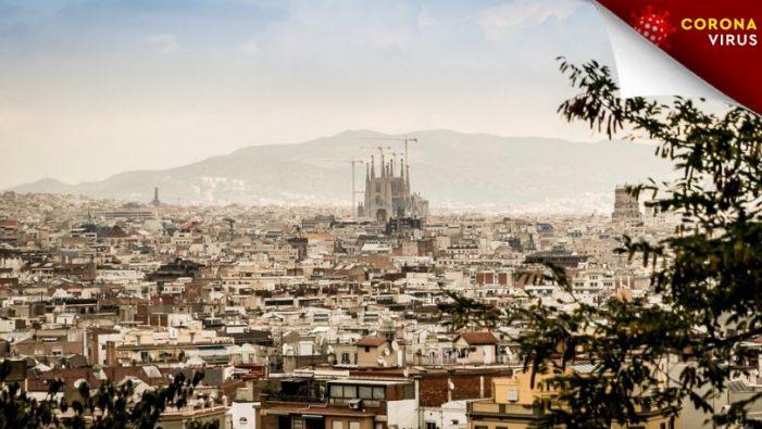 8 συλλήψεις στην Βαρκελώνη για συμμετοχή σε όργιο εν μέσω μέτρων για Covid-19