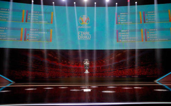 Το καλοκαίρι του 2021 θα διεξαχθεί το Euro, από 11 Ιουνίου μέχρι 11 Ιουλίου