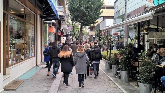 Κορονοϊός: Περίπου 100.000 μικρές επιχειρήσεις θα κλείσουν μετά την άρση των μέτρων