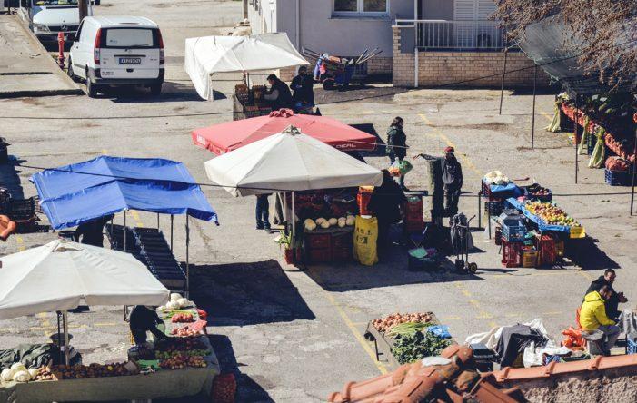ΕΚΤΑΚΤΗ ΑΝΑΚΟΙΝΩΣΗ: Αλλαγές στην λειτουργία των Λαϊκών Αγορών