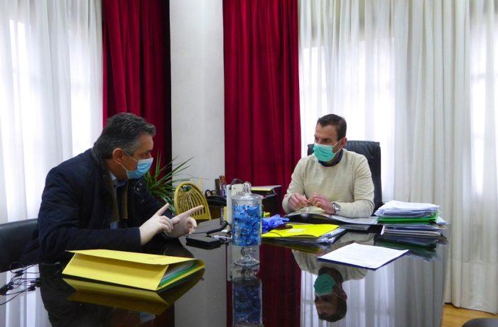 Πολύωρη σύσκεψη στο Δημαρχείο με επίκεντρο του ενδιαφέροντος η Μεσοποταμία