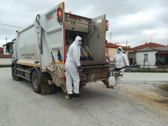 Δ/νση Δημόσιας Υγείας Π.Ε. Καστοριάς: Οδηγίες διαχείρισης απορριμμάτων από νοικοκυριά