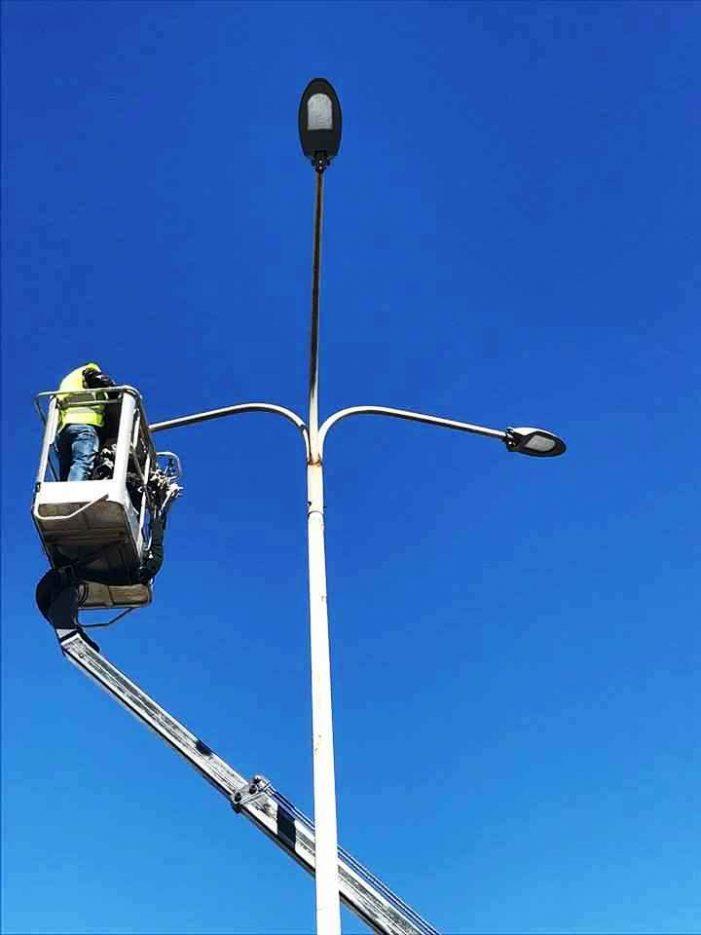 Η ενημέρωση του Δήμου Καστοριάς για τις βλάβες ηλεκτροφωτισμού