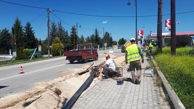 Υλοποίηση και προγραμματισμός έργων για τον εκσυγχρονισμό του δικτύου ύδρευσης της πόλης του Άργους Ορεστικού