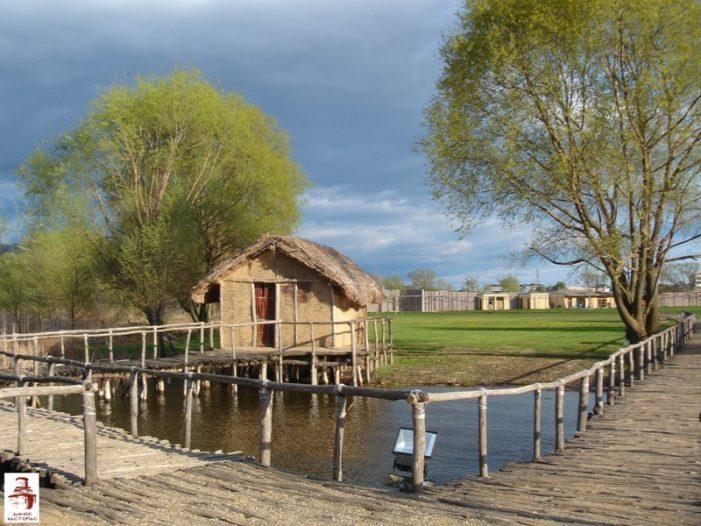 Άνοιξε και επαναλειτουργεί ο προϊστορικός Λιμναίος Οικισμός