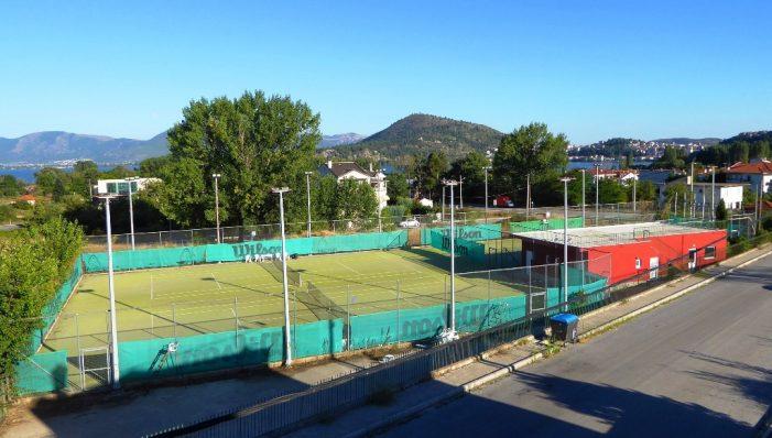 Ο μακροβιότερος και ιστορικότερος σύλλογος τένις της περιοχής ξεκινά τη λειτουργία των γηπέδων