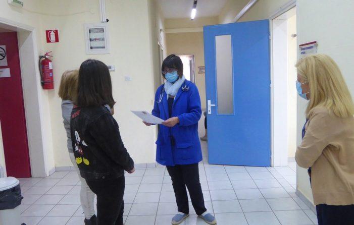 Ο Δήμος Καστοριάς για τους δωρεάν καρδιολογικούς ελέγχους σε μαθητές που θα δώσουν πανελλήνιες εξετάσεις σε συγκεκριμένες σχολές