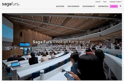 Saga furs: On line δημοπρασία γουνοδερμάτων 13-15 Μαϊου