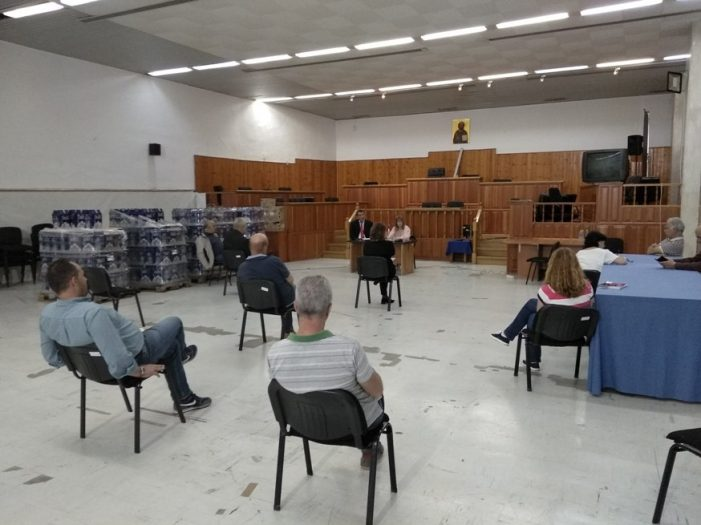 Ενημερωτική συνάντηση στην Π.Ε. Καστοριάς από την Συμπαραστάτη του Πολίτη & της Επιχείρησης της Περιφέρειας Δυτικής Μακεδονίας