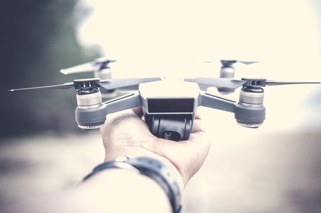 Ενοικίαση πιστοποιημένου χειριστή drone