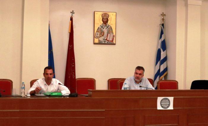 Ο Πρόεδρος του Δημοτικού Συμβουλίου Καστοριάς, Κίμωνας Μηταλίδης  για την επανεκκίνηση εργασιών Δημοτικού Συμβουλίου