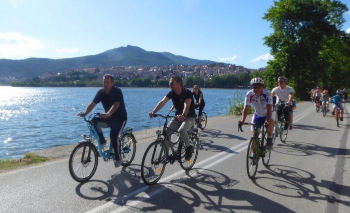 Ποδηλατούμε όλοι μαζί για το περιβάλλον και την Καστοριά (video)