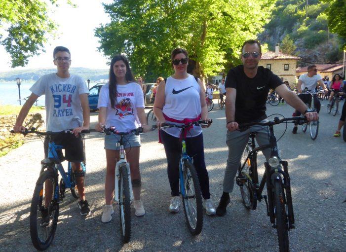 Δήλωση Γ. Κορεντσίδη για την ποδηλατάδα στην Καστοριά