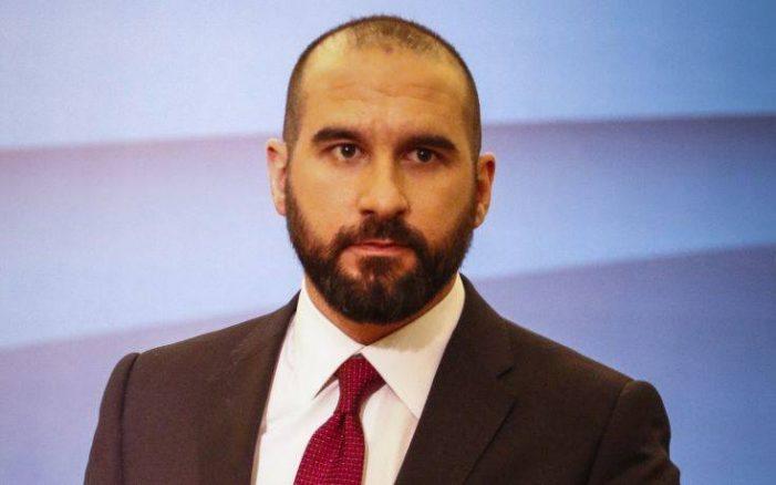 Τζανακόπουλος: Να δοθεί στη δημοσιότητα τη λίστα των 20 εκατ. στα ΜΜΕ
