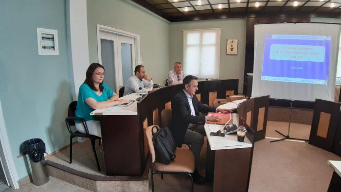 Επίσκεψη του Περιφερειάρχη Δυτικής Μακεδονίας Γιώργου Κασαπίδη στον Δήμο Άργους Ορεστικού
