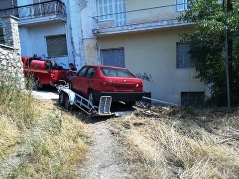 Δήμος Καστοριάς: Απομακρύνθηκαν 54 εγκαταλειμμένα αυτοκίνητα και 7 ανενεργά περίπτερα