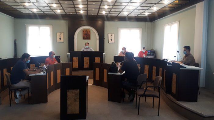 Δήμος Άργους Ορεστικού: Συνάντηση με τους δασικούς συνεταιρισμούς για την επίσπευση των διαδικασιών υλοτόμησης στον Αλιάκμονα