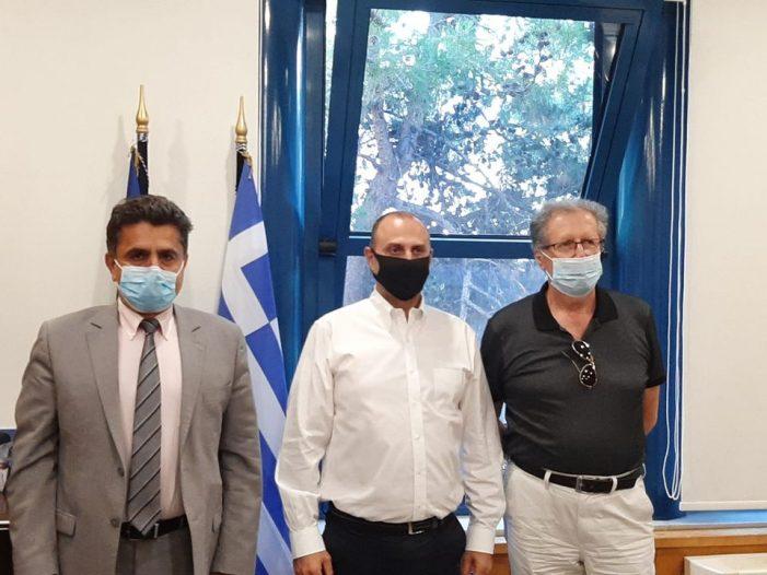 Ζ. Τζηκαλάγιας: Αποκατάσταση συνεπειών πρόσφατης χαλαζόπτωσης σε Πτελέα-Κρανοχώρι.