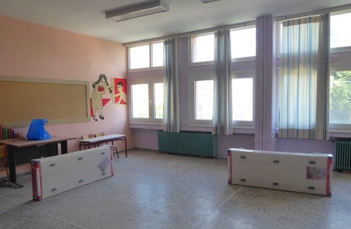 Σημαντικές παρεμβάσεις στις σχολικές μονάδες του Δήμου Καστοριάς ενόψει της νέας εκπαιδευτικής χρονιάς