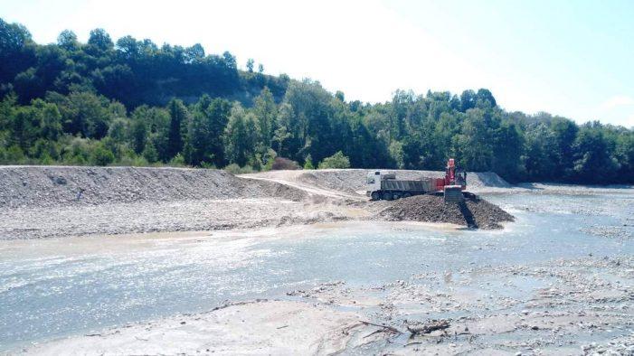Σε εξέλιξη εργασίες Αντιπλημμυρικής Προστασίας από την Περιφερειακή Ενότητα Καστοριάς