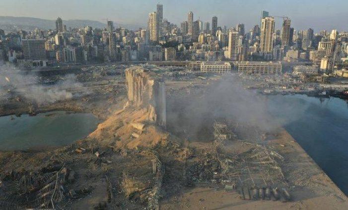 Τραγωδία στη Βηρυτό: Πληροφορίες για νεκρό Έλληνα και δύο τραυματίες (video)