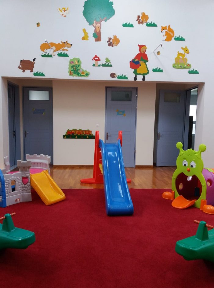 Στις 14 Σεπτεμβρίου θα ξεκινήσουν την λειτουργία τους οι Παιδικοί και ο Βρεφικός Σταθμός του Δήμου Άργους Ορεστικού