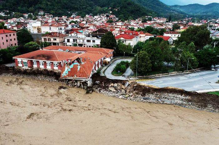 ΠΕ Καστοριάς: Συγκέντρωση Τροφίμων & ειδών πρώτης ανάγκης για τους πληγέντες της Καρδίτσας