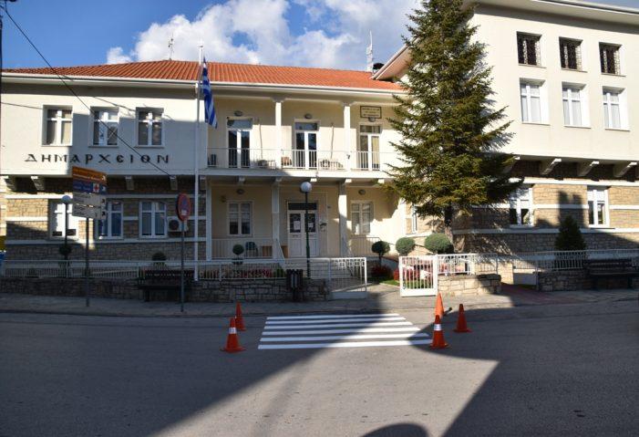 Κατασκευή διαβάσεων στον Δήμο Άργους Ορεστικού