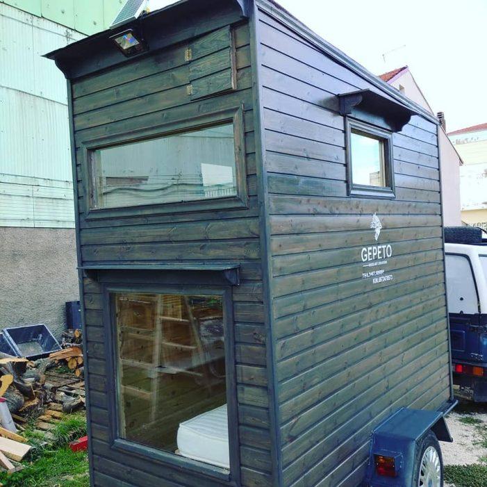 Ένα αυτοκινούμενο διαμέρισμα από την GEPETO! (φωτογραφίες)