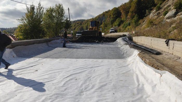 Π.Ε. Καστοριάς: Αποκατάσταση οδοστρώματος της επ.οδού Νεστορίου – Κοτύλης – Επταχωρίου