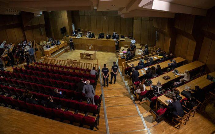 Δίκη Χρυσής Αυγής: Στη φυλακή Μιχαλολιάκος και ηγετική ομάδα