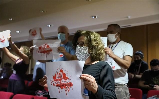Δίκη Χρυσής Αυγής: Απορρίπτει τα ελαφρυντικά η Εισαγγελέας