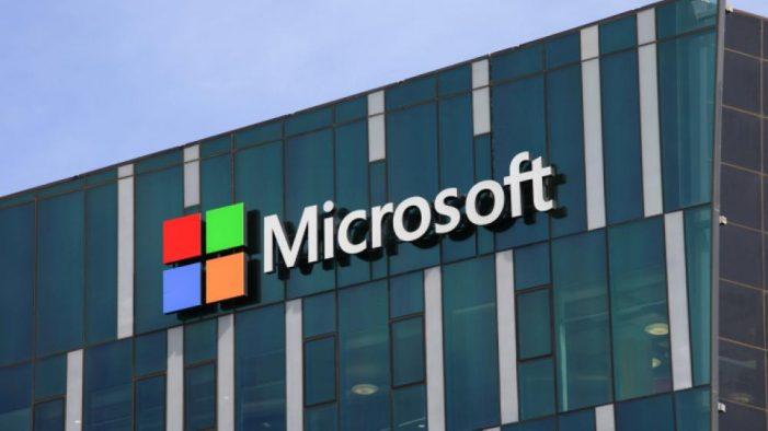 Μεγάλη επένδυση ύψους 1 δισ. ευρώ της Microsoft στην Ελλάδα