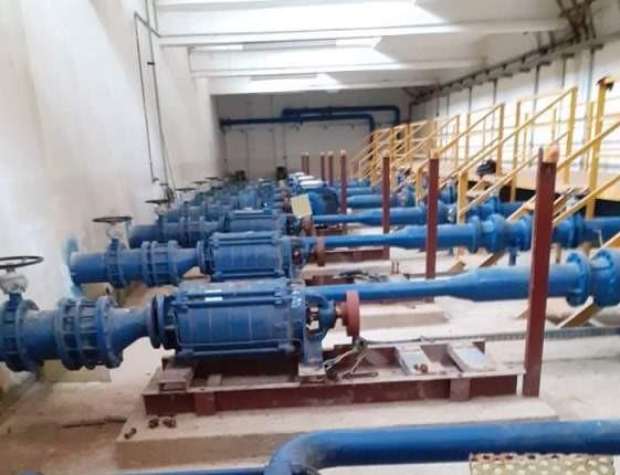 Ολοκληρώθηκαν οι εργασίες συντήρησης του αντλιοστασίου ΤΟΕΒ Κορομηλιάς-Κολοκυνθούς