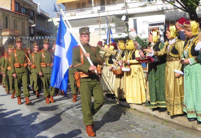 Το μήνυμα του Γ. Κορεντσίδη για την απελευθέρωση της Καστοριάς