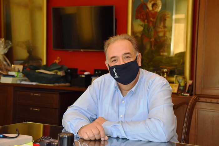 Αντιπρόεδρος Εδαφικής Συνοχής του Ε.Ο.Ε.Σ Εύξεινη Πόλη αναδείχτηκε ο Δήμαρχος Άργους Ορεστικού