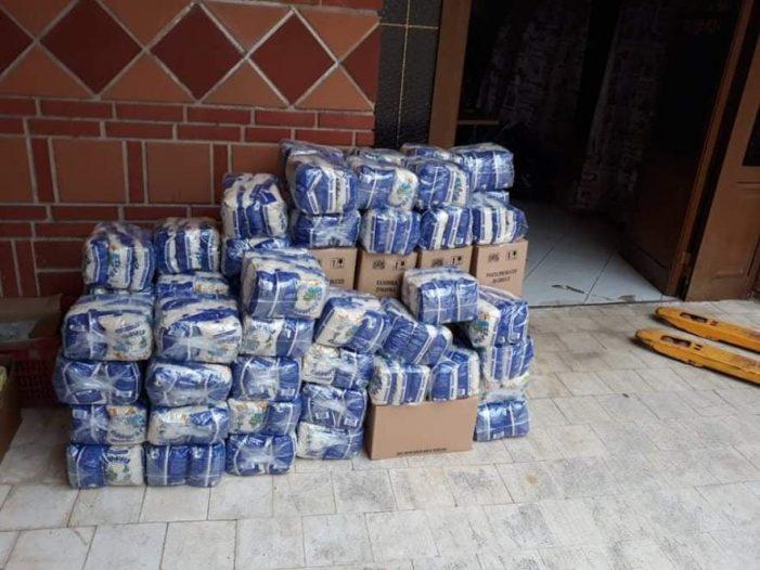 Η Π.Ε. Καστοριάς ενισχύει Τράπεζες Τροφίμων της Ιεράς Μητρόπολης Καστοριάς