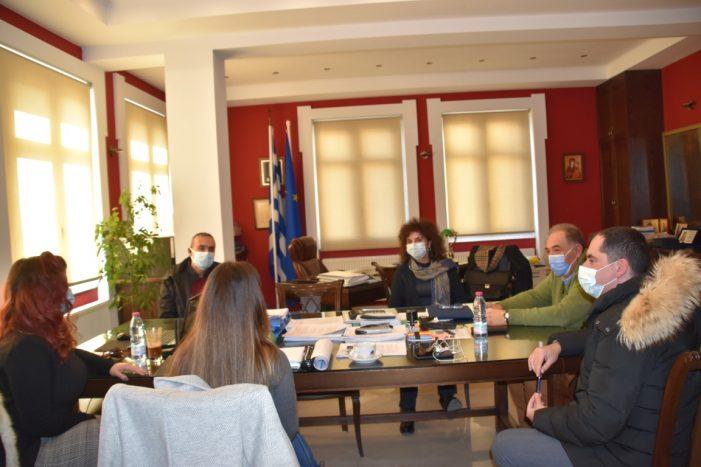 Διασύνδεση του Δήμου Άργους Ορεστικού με το ΚΕΘΕΑ